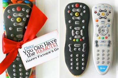 Father's Day Remote Gift